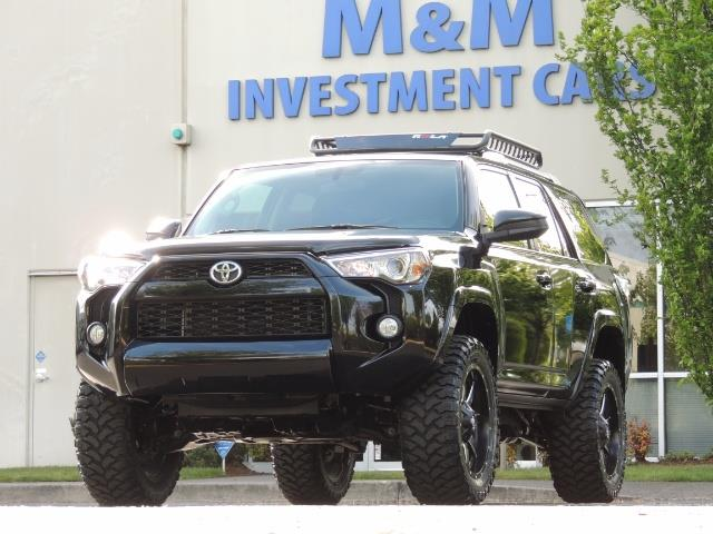 2016 Toyota 4Runner SR5 SPORT SUV V6 4X4 3RD SEAT REAR CAM LIFTED - Photo 45 - Portland, OR 97217