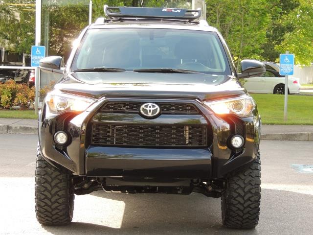 2016 Toyota 4Runner SR5 SPORT SUV V6 4X4 3RD SEAT REAR CAM LIFTED - Photo 5 - Portland, OR 97217
