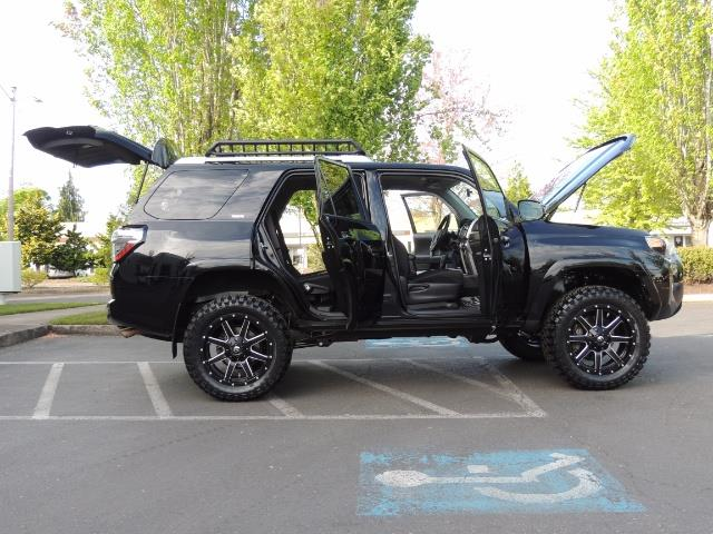 2016 Toyota 4Runner SR5 SPORT SUV V6 4X4 3RD SEAT REAR CAM LIFTED - Photo 24 - Portland, OR 97217