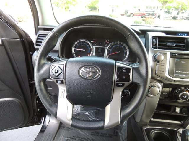 2016 Toyota 4Runner SR5 SPORT SUV V6 4X4 3RD SEAT REAR CAM LIFTED - Photo 36 - Portland, OR 97217