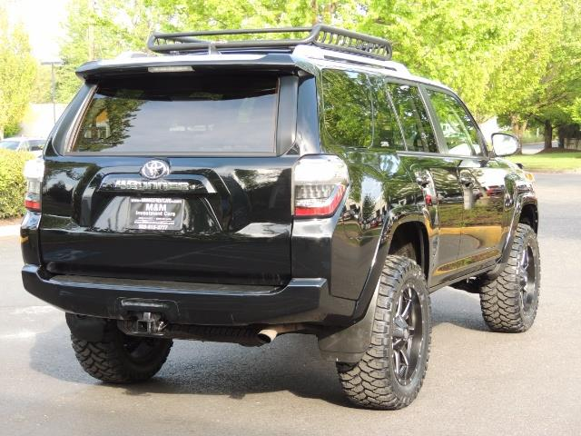 2016 Toyota 4Runner SR5 SPORT SUV V6 4X4 3RD SEAT REAR CAM LIFTED - Photo 8 - Portland, OR 97217
