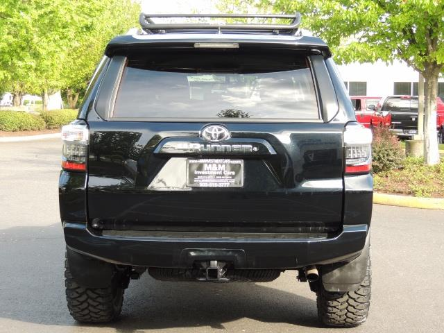 2016 Toyota 4Runner SR5 SPORT SUV V6 4X4 3RD SEAT REAR CAM LIFTED - Photo 6 - Portland, OR 97217