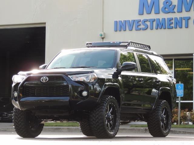 2016 Toyota 4Runner SR5 SPORT SUV V6 4X4 3RD SEAT REAR CAM LIFTED - Photo 44 - Portland, OR 97217