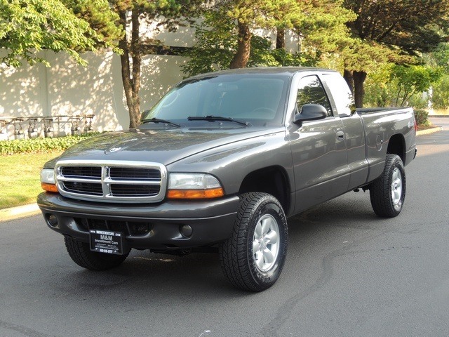 2004 dodge dakota club cab 4x4 6 cyl 5 speed manual. Black Bedroom Furniture Sets. Home Design Ideas