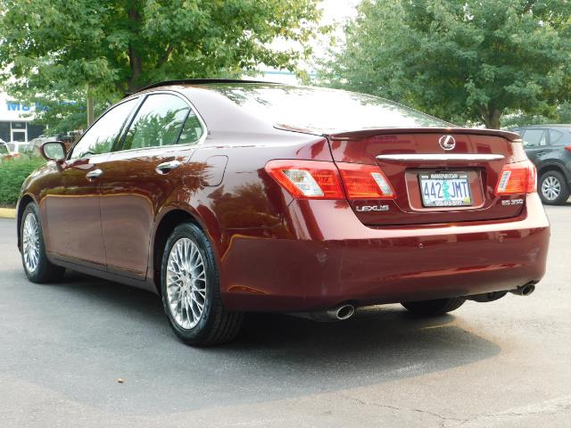 2007 Lexus ES 350 / Premium Plus / Pano Sunroof / Adaptive Cruis - Photo 8 - Portland, OR 97217