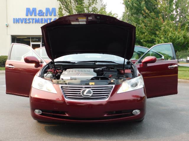 2007 Lexus ES 350 / Premium Plus / Pano Sunroof / Adaptive Cruis - Photo 32 - Portland, OR 97217