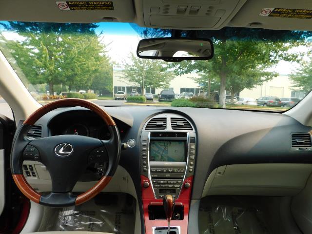 2007 Lexus ES 350 / Premium Plus / Pano Sunroof / Adaptive Cruis - Photo 35 - Portland, OR 97217