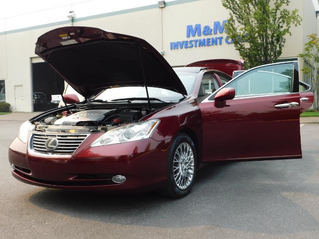 2007 Lexus ES 350 / Premium Plus / Pano Sunroof / Adaptive Cruis - Photo 25 - Portland, OR 97217