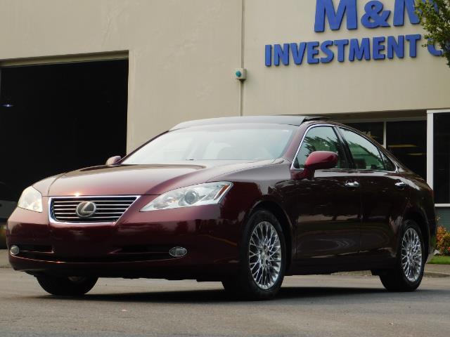 2007 Lexus ES 350 / Premium Plus / Pano Sunroof / Adaptive Cruis - Photo 45 - Portland, OR 97217