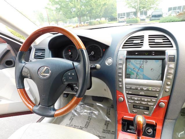 2007 Lexus ES 350 / Premium Plus / Pano Sunroof / Adaptive Cruis - Photo 18 - Portland, OR 97217