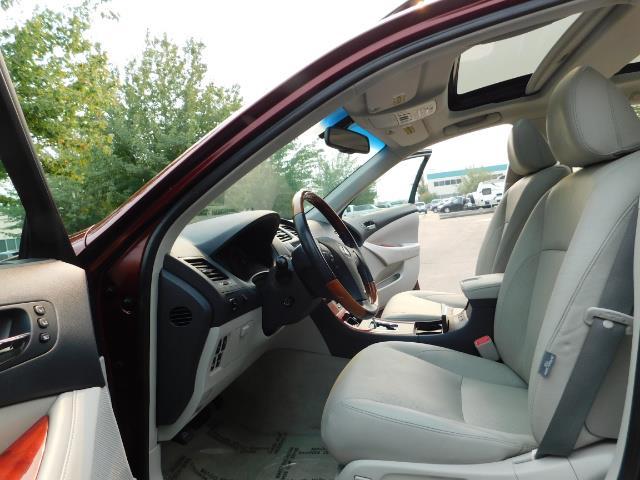 2007 Lexus ES 350 / Premium Plus / Pano Sunroof / Adaptive Cruis - Photo 14 - Portland, OR 97217
