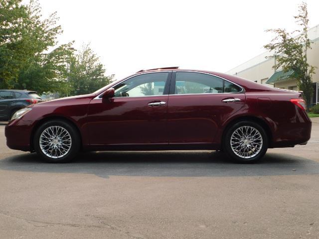 2007 Lexus ES 350 / Premium Plus / Pano Sunroof / Adaptive Cruis - Photo 3 - Portland, OR 97217