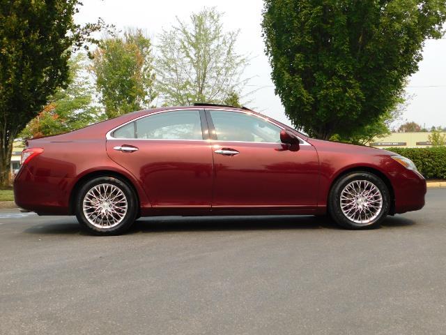 2007 Lexus ES 350 / Premium Plus / Pano Sunroof / Adaptive Cruis - Photo 4 - Portland, OR 97217