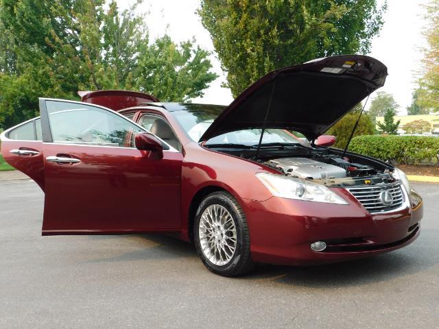 2007 Lexus ES 350 / Premium Plus / Pano Sunroof / Adaptive Cruis - Photo 31 - Portland, OR 97217