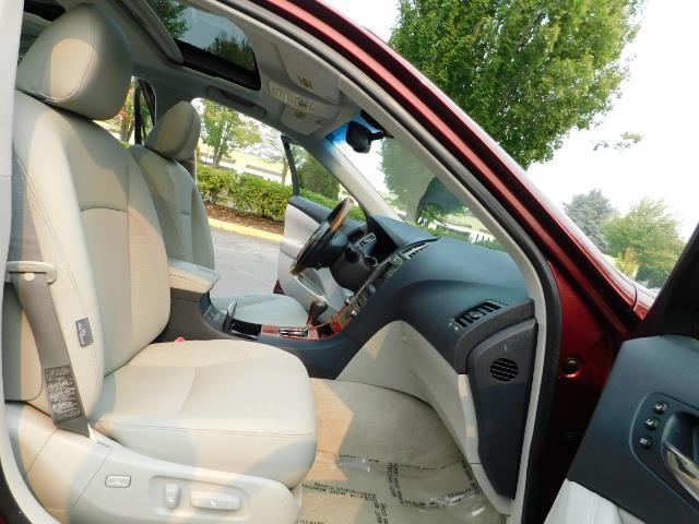 2007 Lexus ES 350 / Premium Plus / Pano Sunroof / Adaptive Cruis - Photo 17 - Portland, OR 97217