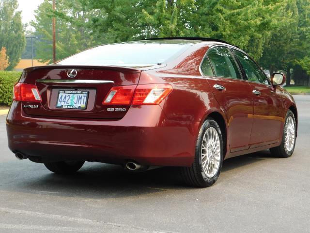 2007 Lexus ES 350 / Premium Plus / Pano Sunroof / Adaptive Cruis - Photo 7 - Portland, OR 97217