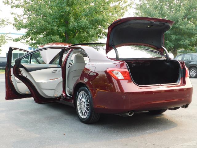 2007 Lexus ES 350 / Premium Plus / Pano Sunroof / Adaptive Cruis - Photo 27 - Portland, OR 97217