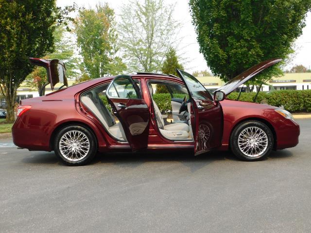 2007 Lexus ES 350 / Premium Plus / Pano Sunroof / Adaptive Cruis - Photo 30 - Portland, OR 97217
