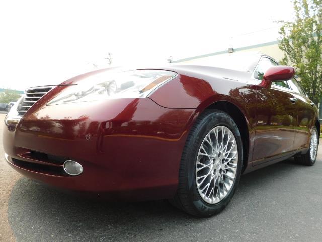 2007 Lexus ES 350 / Premium Plus / Pano Sunroof / Adaptive Cruis - Photo 9 - Portland, OR 97217