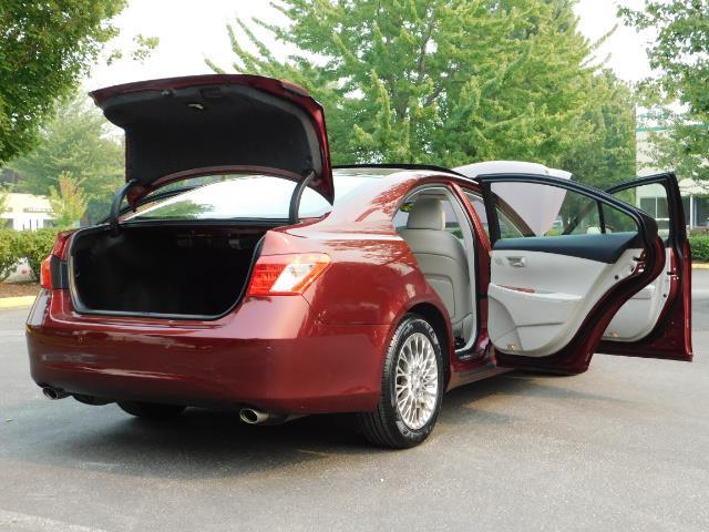 2007 Lexus ES 350 / Premium Plus / Pano Sunroof / Adaptive Cruis - Photo 29 - Portland, OR 97217