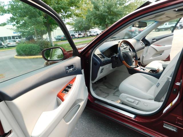 2007 Lexus ES 350 / Premium Plus / Pano Sunroof / Adaptive Cruis - Photo 13 - Portland, OR 97217
