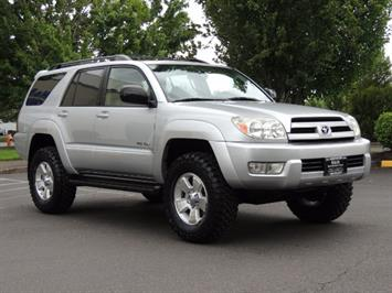 2004 Toyota 4Runner SR5 SPORT 4WD LEATHER /LIFTED 33