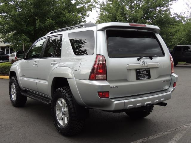 "2004 Toyota 4Runner SR5 SPORT 4WD LEATHER /LIFTED 33 ""MUD 2-OWNER 6CYL - Photo 6 - Portland, OR 97217"