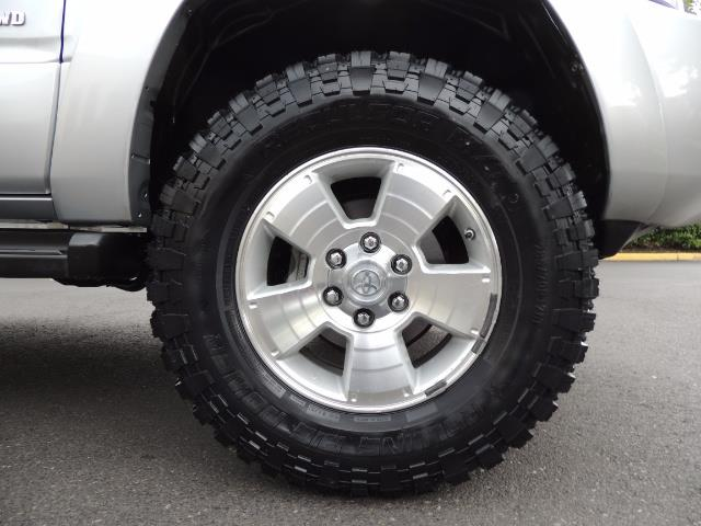 "2004 Toyota 4Runner SR5 SPORT 4WD LEATHER /LIFTED 33 ""MUD 2-OWNER 6CYL - Photo 40 - Portland, OR 97217"
