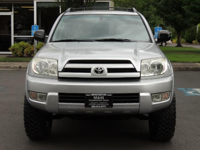 "2004 Toyota 4Runner SR5 SPORT 4WD LEATHER /LIFTED 33 ""MUD 2-OWNER 6CYL - Photo 5 - Portland, OR 97217"