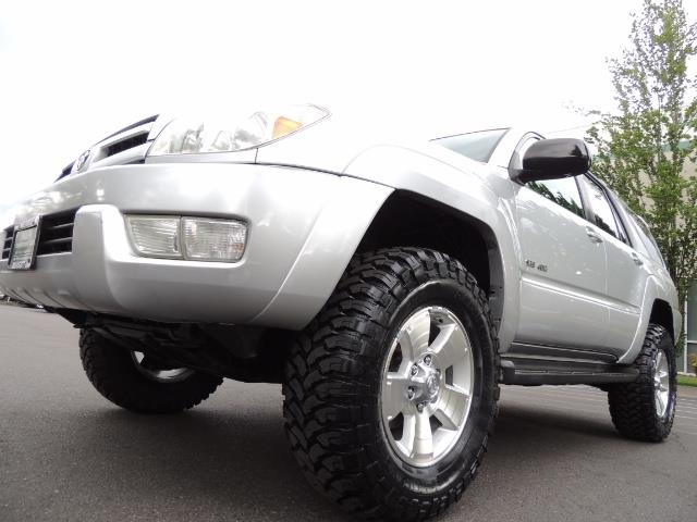 "2004 Toyota 4Runner SR5 SPORT 4WD LEATHER /LIFTED 33 ""MUD 2-OWNER 6CYL - Photo 21 - Portland, OR 97217"