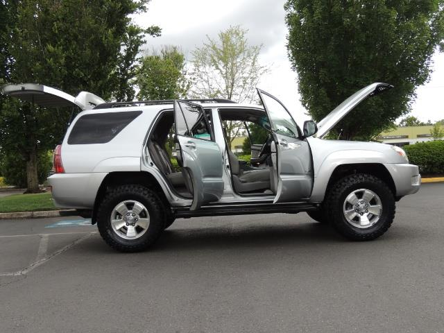 "2004 Toyota 4Runner SR5 SPORT 4WD LEATHER /LIFTED 33 ""MUD 2-OWNER 6CYL - Photo 10 - Portland, OR 97217"