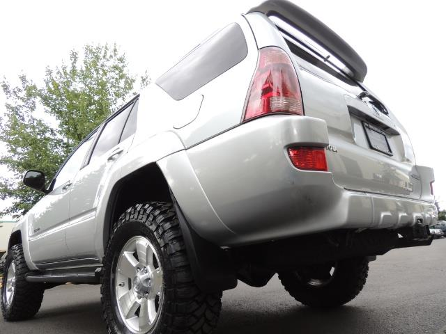 "2004 Toyota 4Runner SR5 SPORT 4WD LEATHER /LIFTED 33 ""MUD 2-OWNER 6CYL - Photo 24 - Portland, OR 97217"