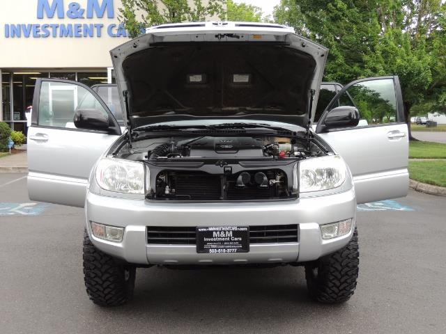 "2004 Toyota 4Runner SR5 SPORT 4WD LEATHER /LIFTED 33 ""MUD 2-OWNER 6CYL - Photo 30 - Portland, OR 97217"