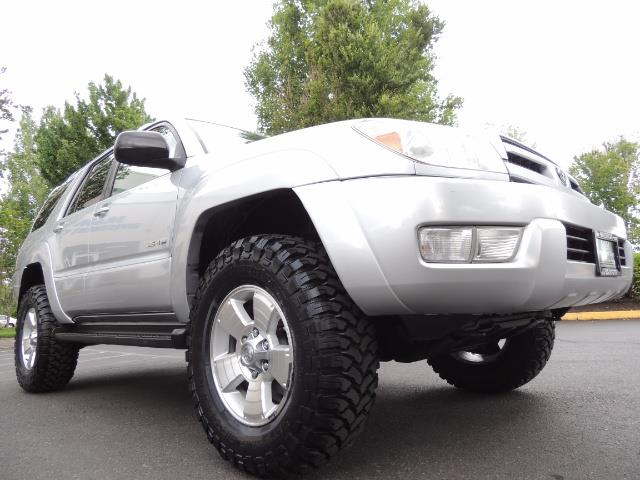 "2004 Toyota 4Runner SR5 SPORT 4WD LEATHER /LIFTED 33 ""MUD 2-OWNER 6CYL - Photo 22 - Portland, OR 97217"