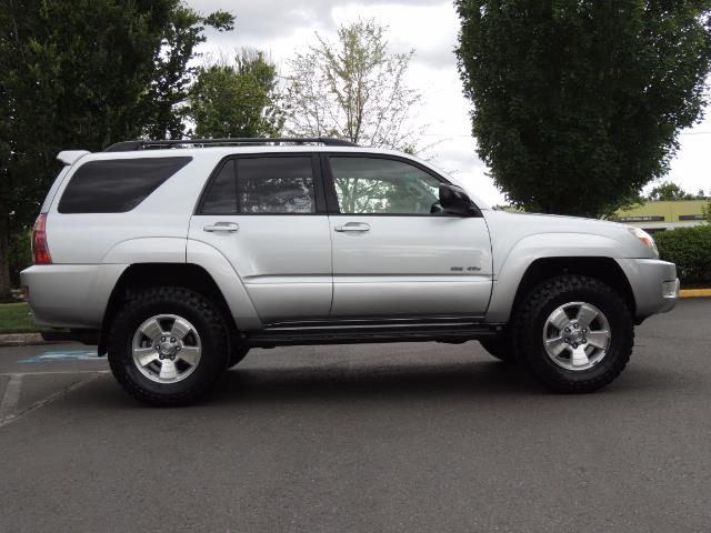 "2004 Toyota 4Runner SR5 SPORT 4WD LEATHER /LIFTED 33 ""MUD 2-OWNER 6CYL - Photo 3 - Portland, OR 97217"