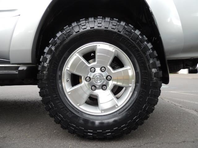 "2004 Toyota 4Runner SR5 SPORT 4WD LEATHER /LIFTED 33 ""MUD 2-OWNER 6CYL - Photo 42 - Portland, OR 97217"