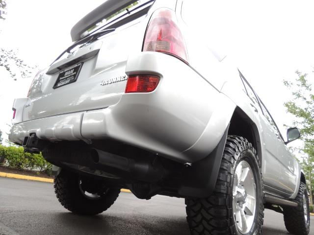 "2004 Toyota 4Runner SR5 SPORT 4WD LEATHER /LIFTED 33 ""MUD 2-OWNER 6CYL - Photo 23 - Portland, OR 97217"