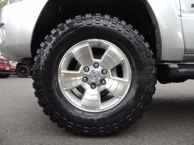 "2004 Toyota 4Runner SR5 SPORT 4WD LEATHER /LIFTED 33 ""MUD 2-OWNER 6CYL - Photo 19 - Portland, OR 97217"