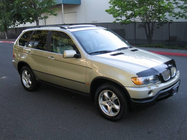 used 2002 bmw x5 for sale in portland or m m. Black Bedroom Furniture Sets. Home Design Ideas