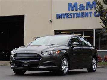 2016 Ford Fusion SE / Sedan / Back Up Camera / Excel Cond Sedan