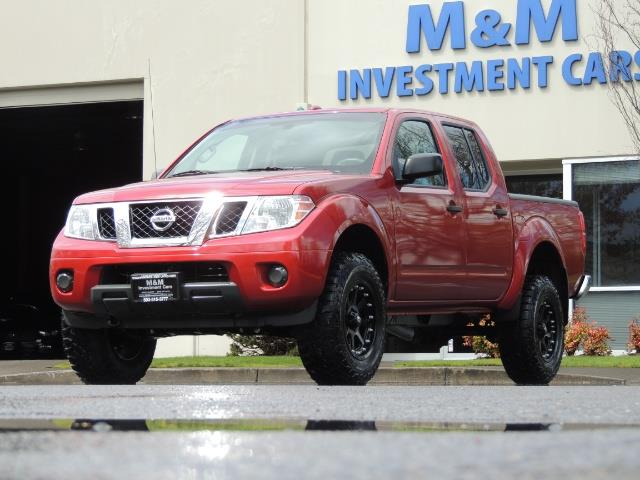 2016 Nissan Frontier SV / 4X4 / Crew Cab / 6Cyl / LIFTED LIFTED - Photo 33 - Portland, OR 97217