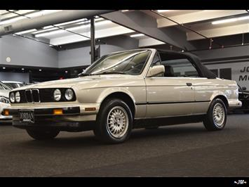 1989 BMW 325i SPORT PREMIUM COLD WEATHER 5SP ONLY 94K MLS Convertible