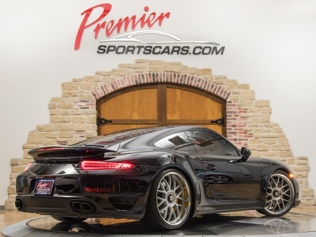 2016 Porsche 911 Turbo S - Photo 9 - Springfield, MO 65802