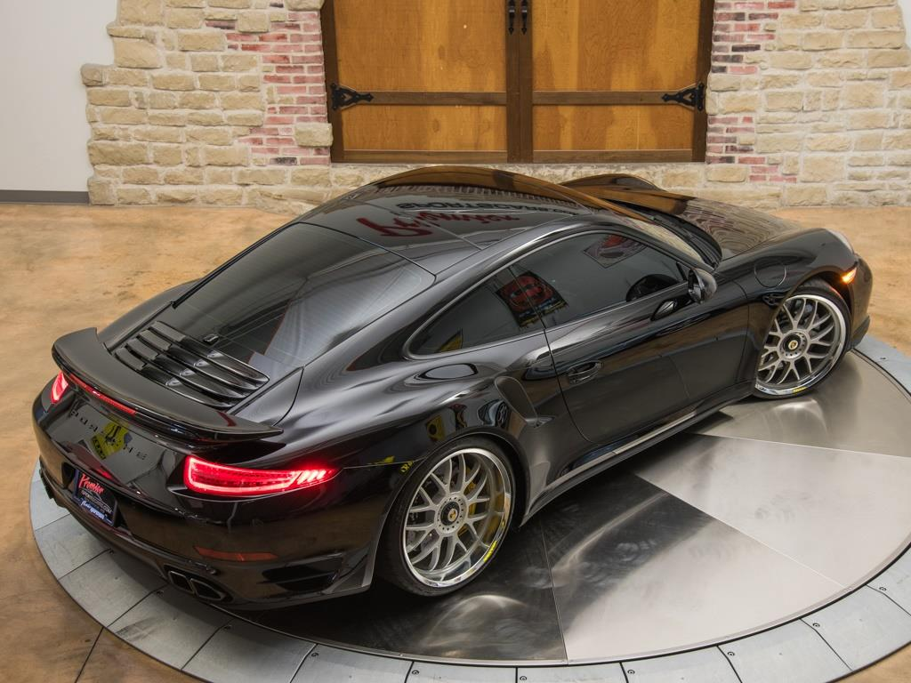 2016 Porsche 911 Turbo S - Photo 24 - Springfield, MO 65802