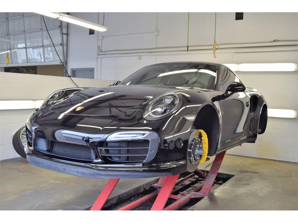 2016 Porsche 911 Turbo S - Photo 33 - Springfield, MO 65802