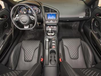 2014 Audi R8 5.2 quattro Spyder Convertible
