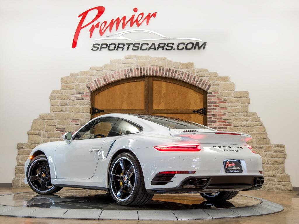 2017 Porsche 911 Turbo S - Photo 7 - Springfield, MO 65802