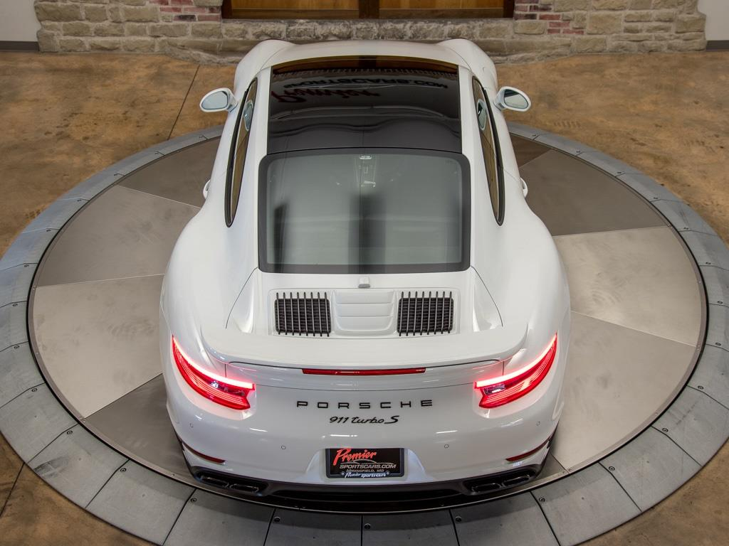 2017 Porsche 911 Turbo S - Photo 31 - Springfield, MO 65802