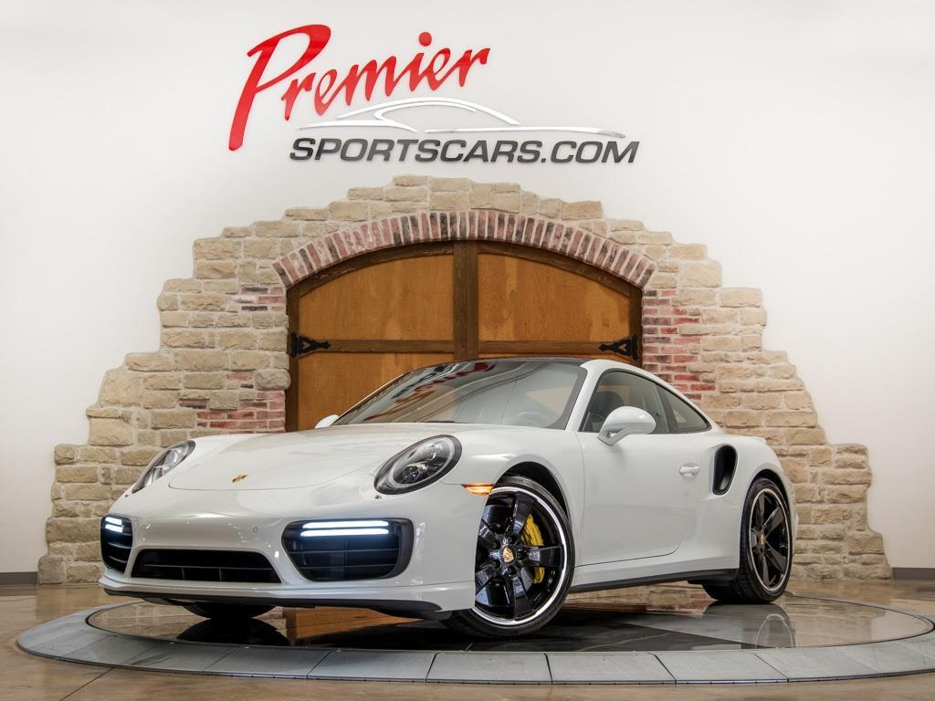 2017 Porsche 911 Turbo S - Photo 1 - Springfield, MO 65802