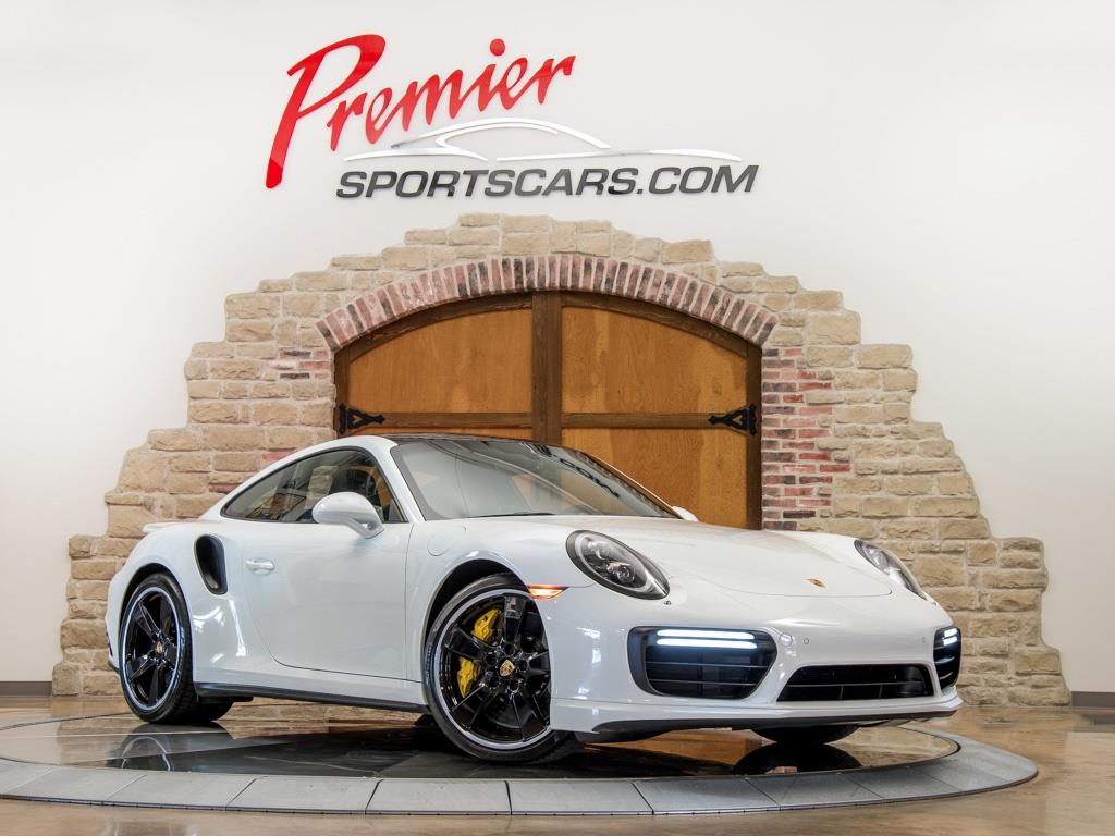 2017 Porsche 911 Turbo S - Photo 4 - Springfield, MO 65802